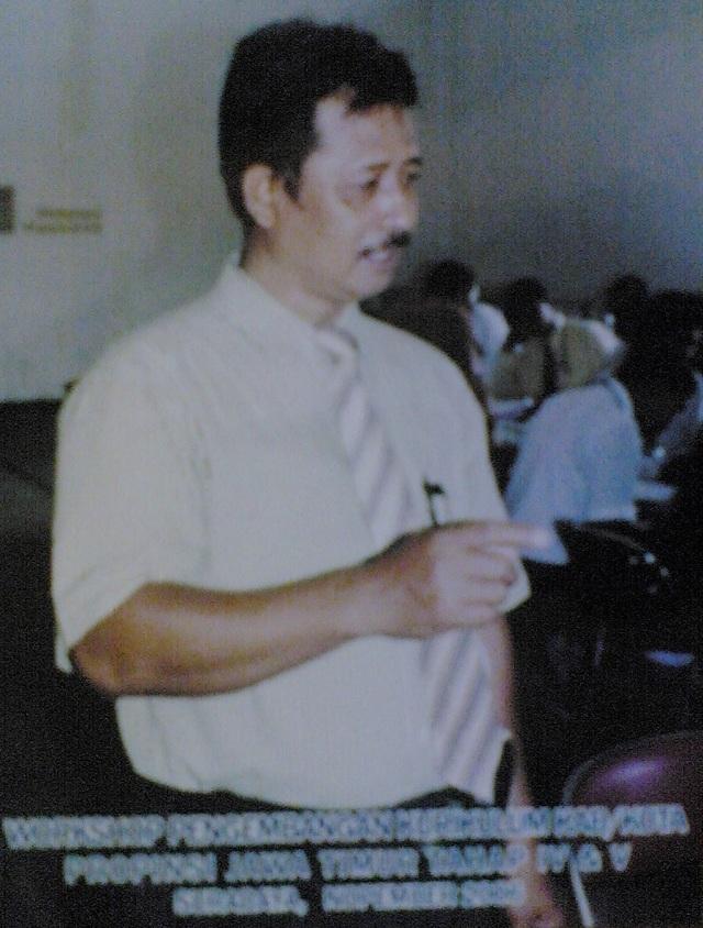 Instruktur timbangkur